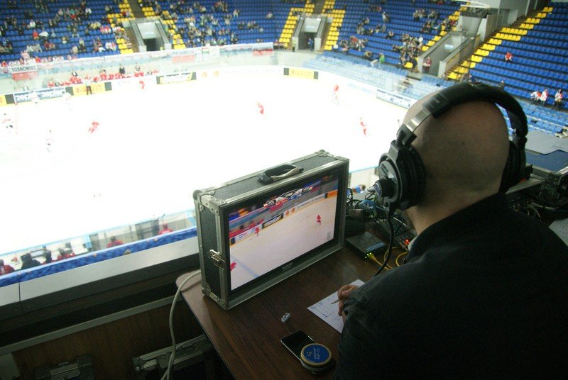 Video Goal Judge at the Icehockey World Championship 2017